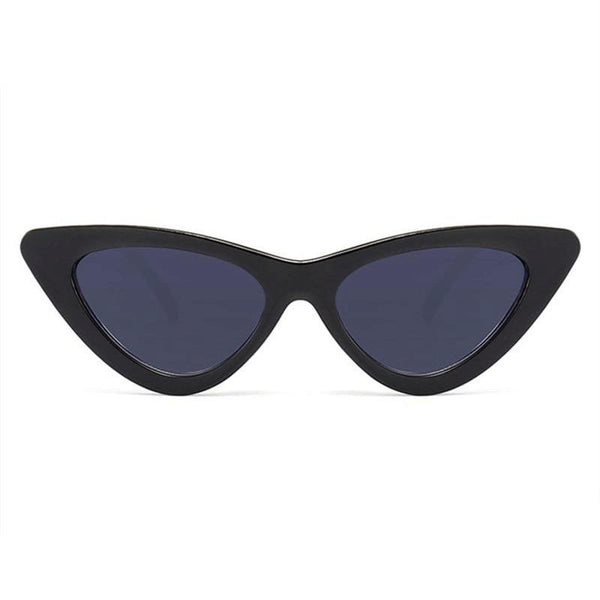 Women's Brand Designer Vintage Retro UV400 Cat Eye Sunglasses-Cat Eyes-Junaizo.com