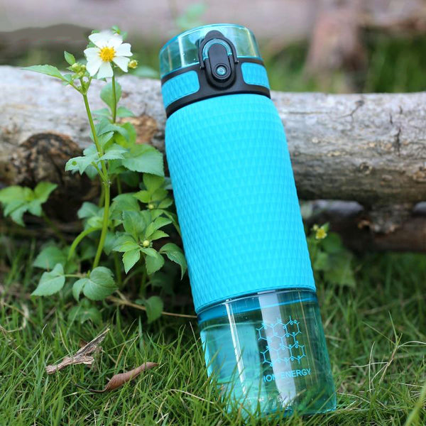 BPA Free 350/500ml Capacity Portable Outdoor Tritan Water Bottle-Water Bottles-Junaizo.com