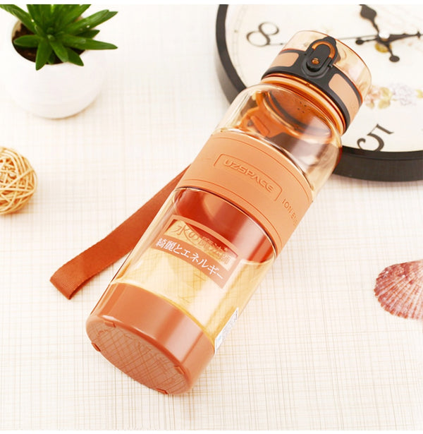 BPA Free 1000ml Capacity Leakproof Eco-friendly Tritan Water Bottle-Water Bottles-Junaizo.com