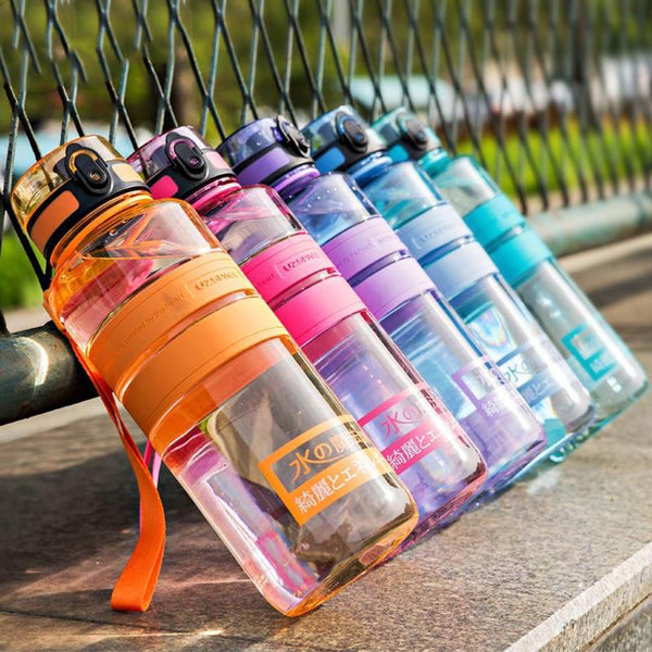 BPA Free 1500ml Capacity Negative Ion Portable Tritan Water Bottle-Water Bottles-Junaizo.com