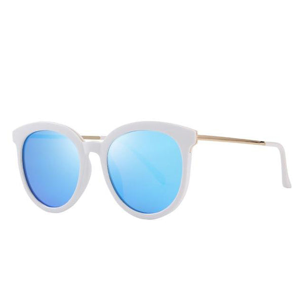 Women's Designer UV Protection Cat Eye Polarized Sunglasses-Cat Eyes-Junaizo.com