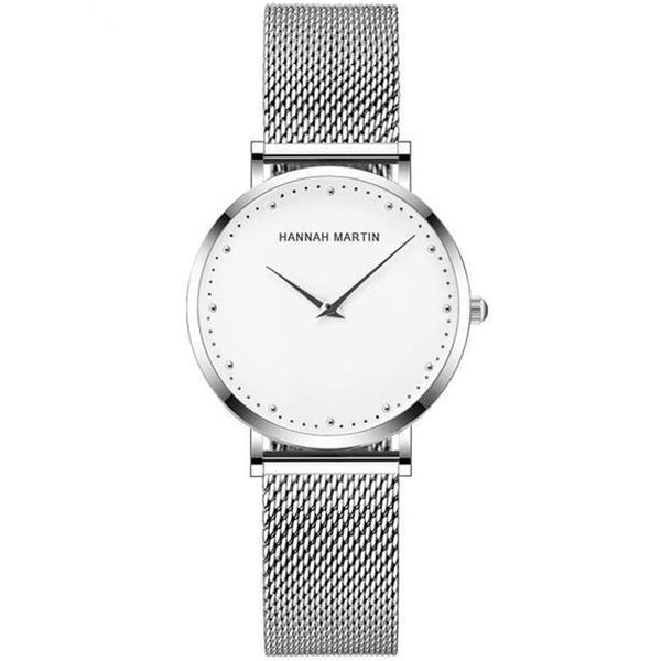 Women's Stainless Steel IP Plating Waterproof Quartz Wristwatch-Women's Quartz Watches-Junaizo.com