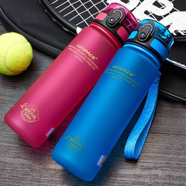 BPA Free 500ml Capacity Protein Shaker Tritan Water Bottle-Water Bottles-Junaizo.com