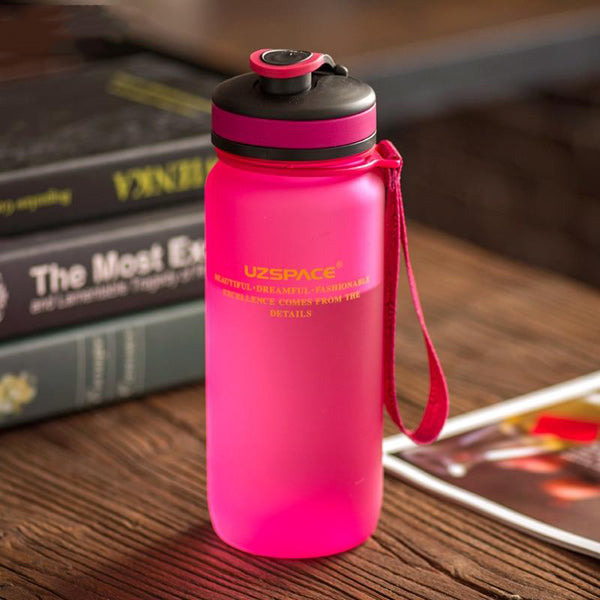 BPA Free 650ml Capacity Protein Shaker Tritan Water Bottle-Water Bottles-Junaizo.com