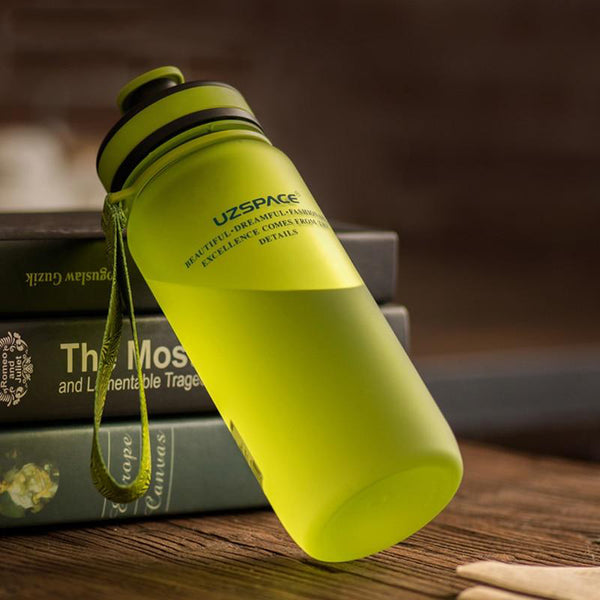 BPA Free 650/1000ml Capacity Protein Shaker Tritan Water Bottle-Water Bottles-Junaizo.com