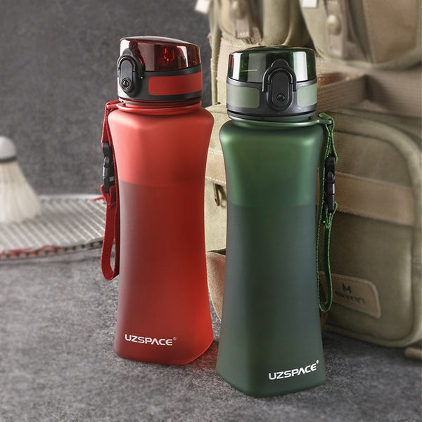 BPA Free 500ml Capacity Protein Shaker Tritan Sports Water Bottle-Water Bottles-Junaizo.com