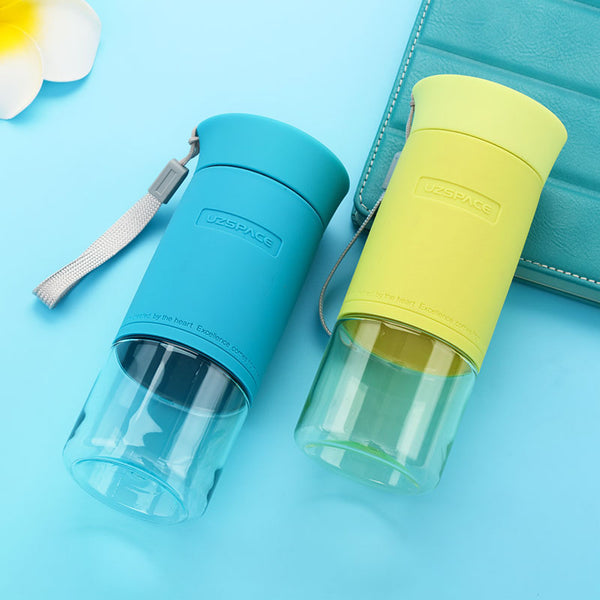 BPA Free 200/300ml Capacity Eco-Friendly Tritan Water Bottle-Water Bottles-Junaizo.com
