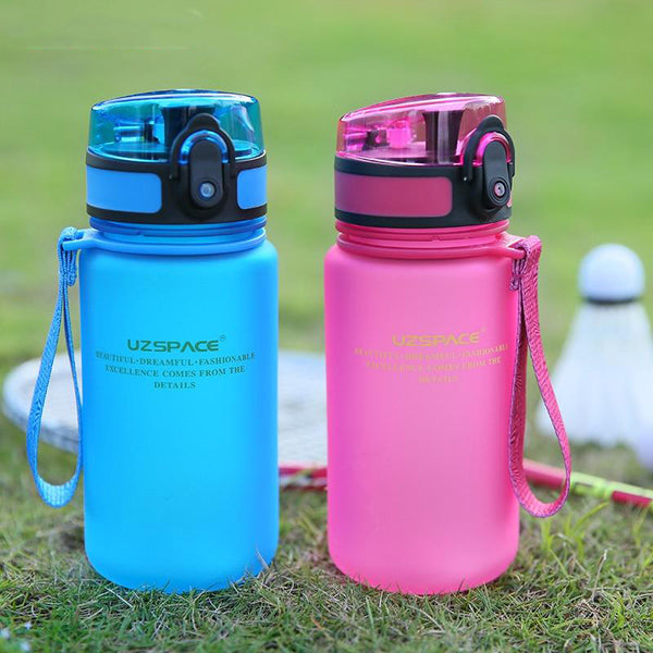 BPA Free 350ml Capacity Lovely Eco-Friendly Tritan Water Bottle-Water Bottles-Junaizo.com