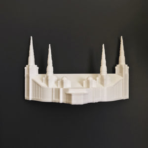 Portland, Oregon Temple Magnet