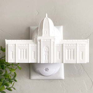 Tucson Arizona Temple Wall Night Light
