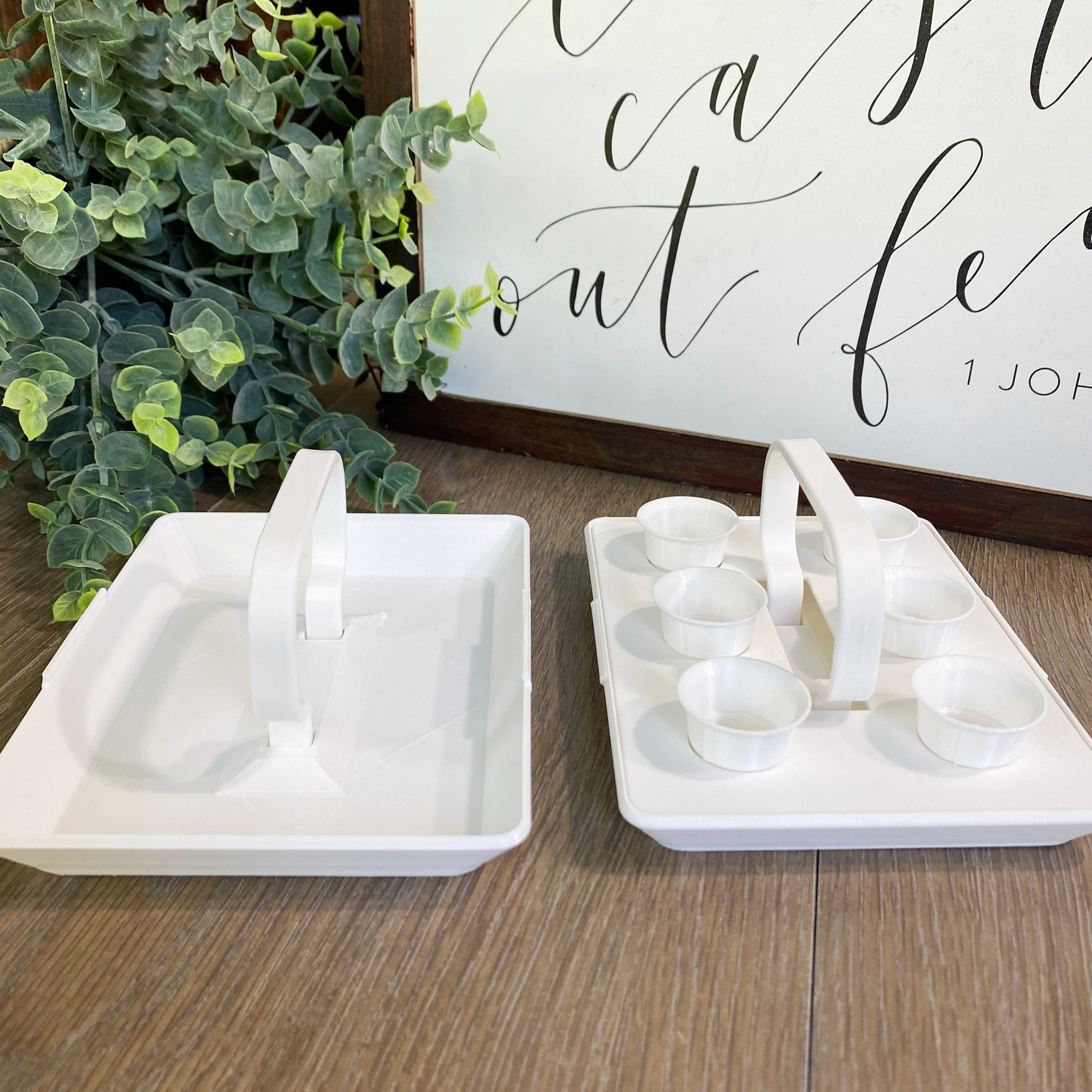 Sacrament Trays - Discounted