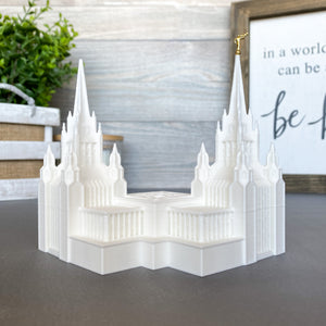 San Diego California Temple Statue