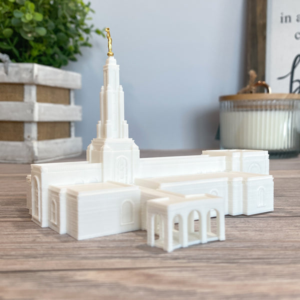 Redlands California Temple Statue