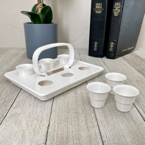Extra - Reusable Cups for Sacrament Trays