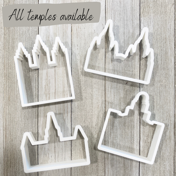 Temple Cookie Cutters