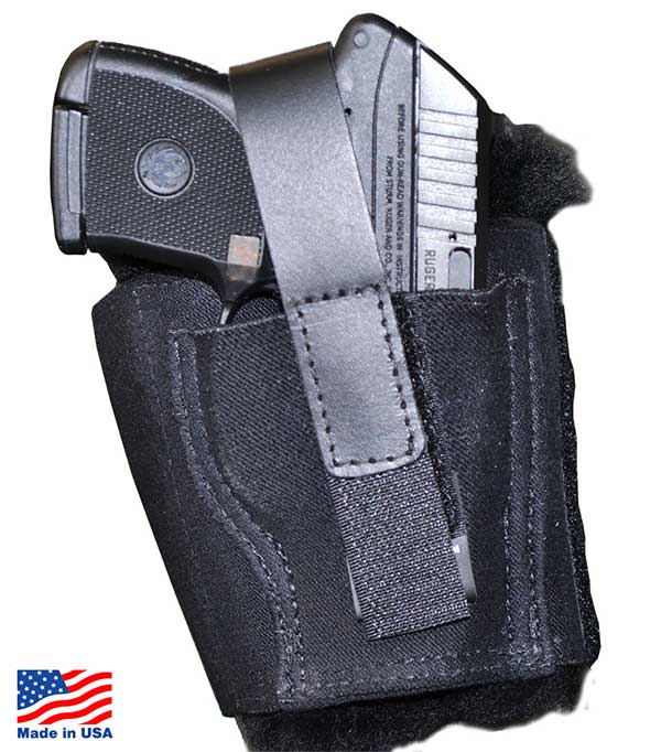 Ankle Holster - Fits Ruger LCP + Sig P238