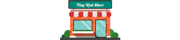 Tiny Red Store