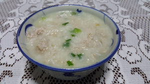 AUTHENTIC MINCED PORK PORRIDGE (Order 6sets GET 1set FREE) 传统古早味猪肉粥