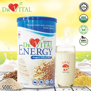 ❤DR VITAL❤ ORGANIC EMBRYO OATS ❤ENERGY❤ 500G ❤ GST ABSORBED! ❤
