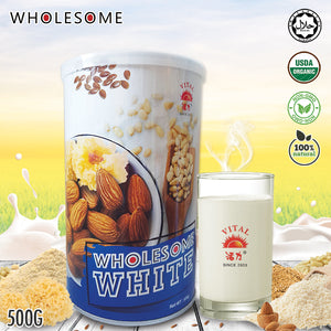 ❤WHOLESOME❤ WHOLESOME WHITE❤500G ❤ GST ABSORBED! ❤