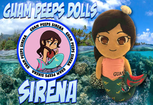 Sirena Plush Doll (Sold Out)