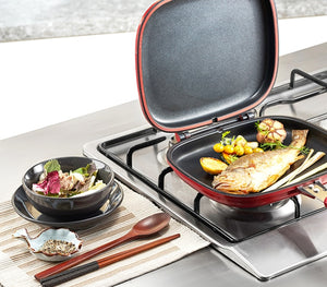 Double Side Grill Pan