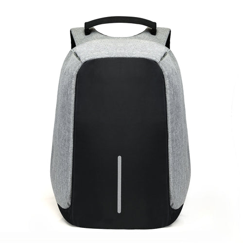 Anti-Theft USB Recharging Backpack