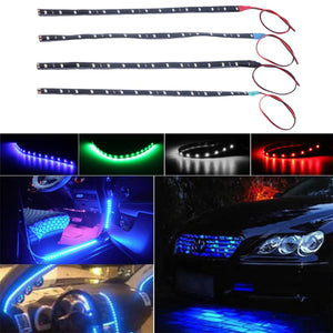 Car Interior LED Strip Sticker
