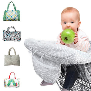 Baby Children Shopping Cart Cover