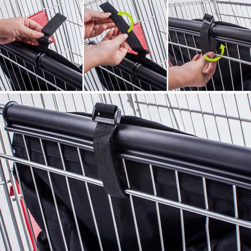 Portable Shopping Cart Hammock