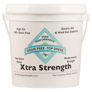 Gut Health Xtra Strength Top Dress Pellet