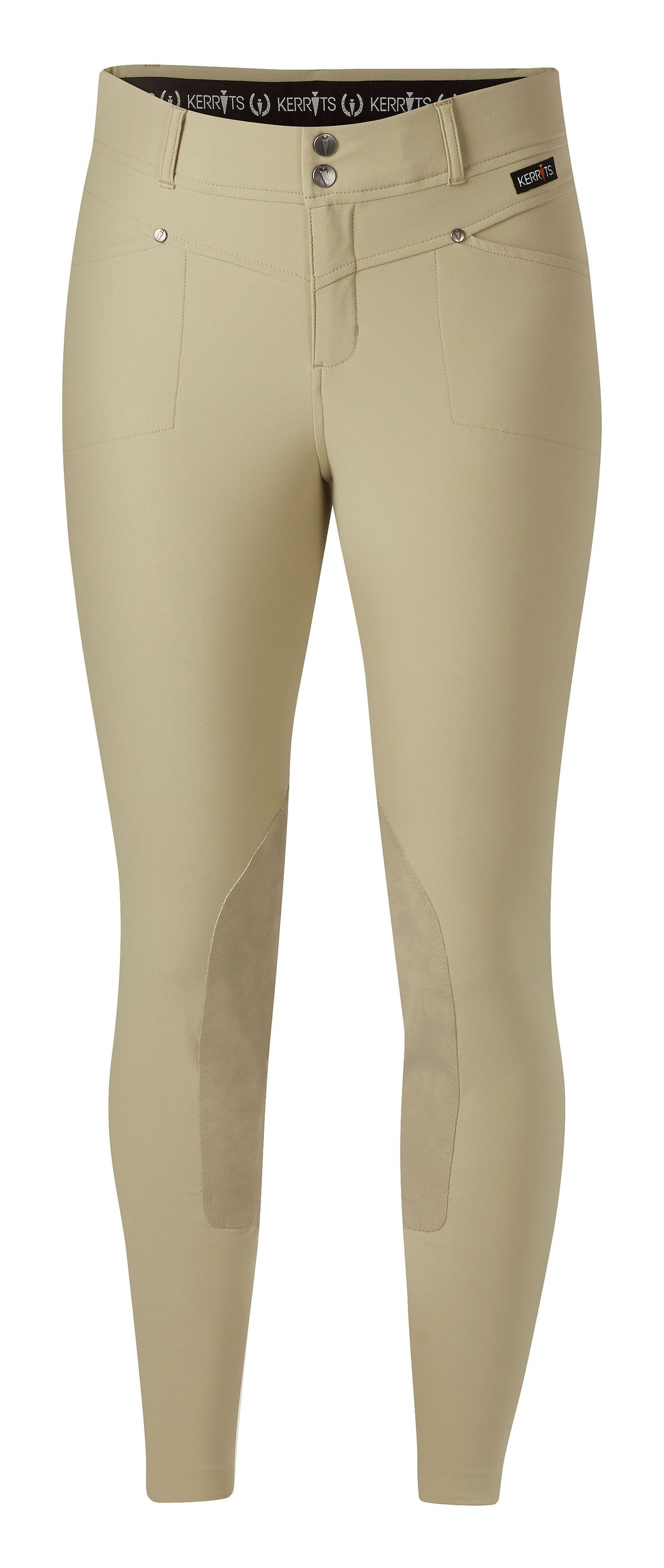 Kerrits® Crossover Knee Patch Breech