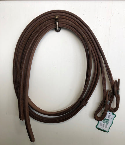 8' Split reins, quick change