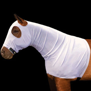 Sleazy Sleepwear for Horses™ Power Net Mesh Hood