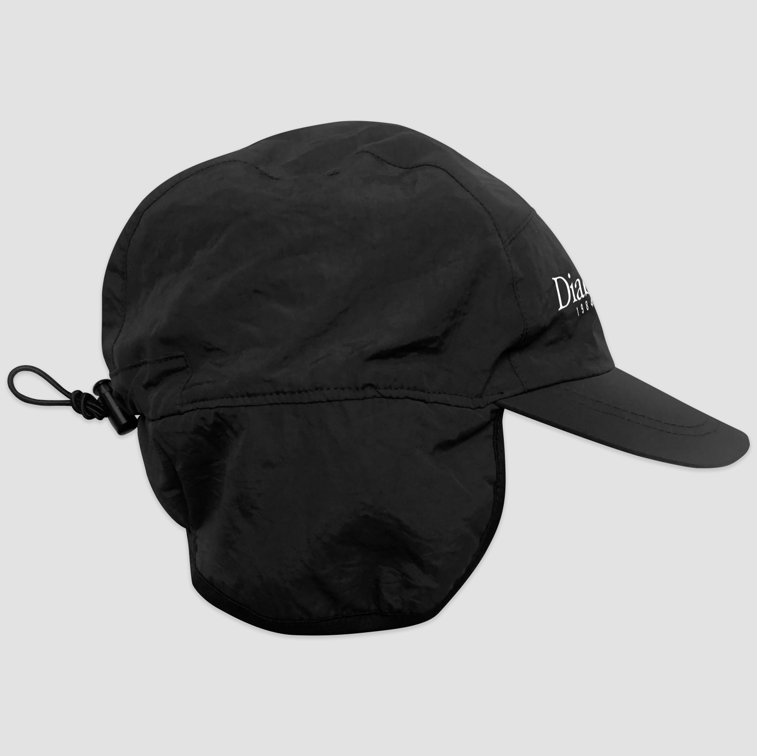 HUNTER CAP BLACK