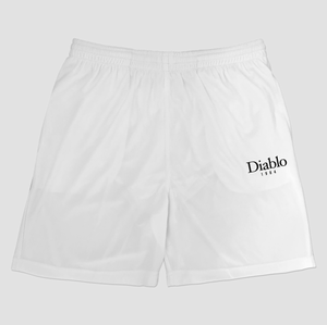 BALLER SHORT ROYAL WHITE