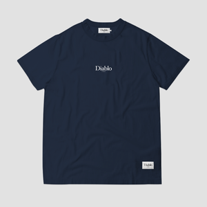 SMALL LOGO TSHIRT NAVY