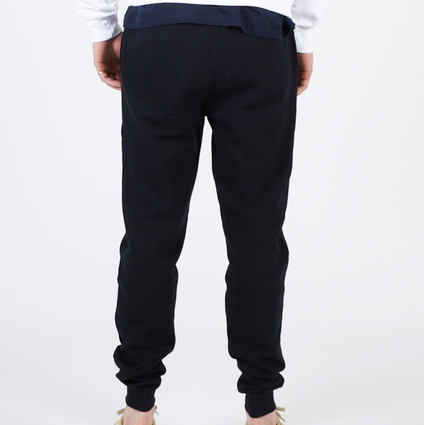 SWEAT PANT NAVY RAINBOW