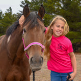 Child's Recycled Racehorses Polo
