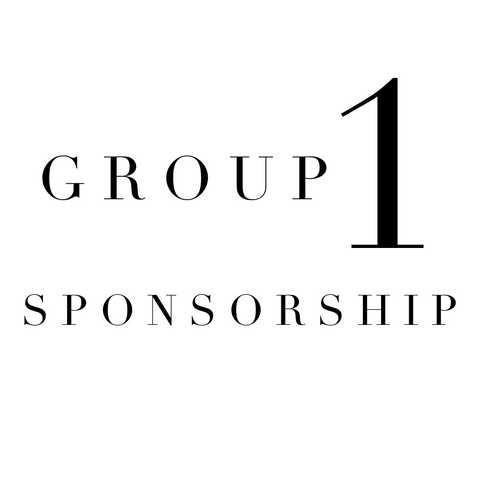 Group 1 Sponsorship