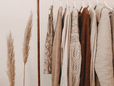 Tips to make your wardrobe sustainable and stylish.