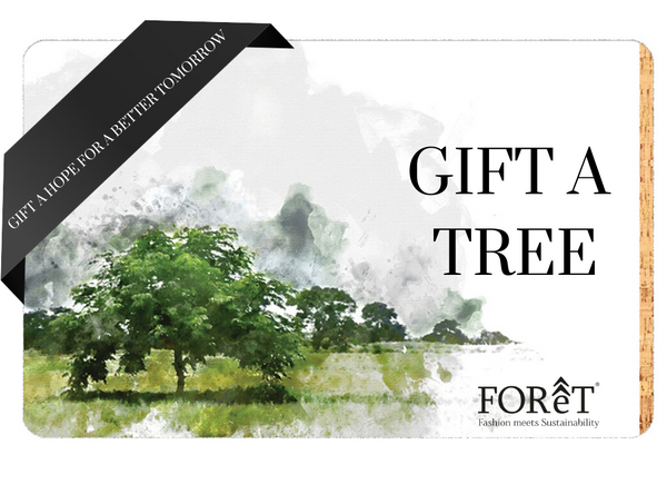 Gift and Plant trees