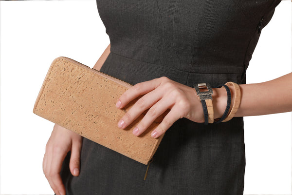 FOReT wristlet handmade from Cork