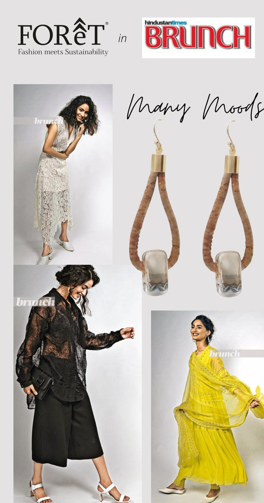 Hindustan Times Brunch styles with FOReT
