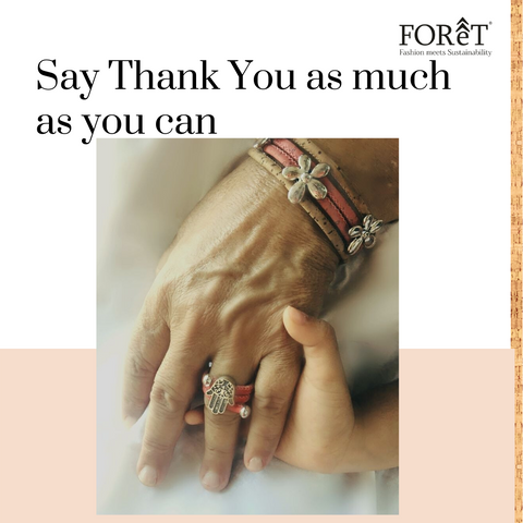 FOReT Mother's Day - express Gratitude