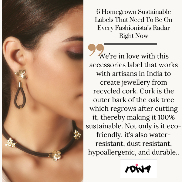 FOReT is amongst Top Sustainable Fashion Brand in India