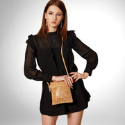 Cypress Cross Body Cork Bag