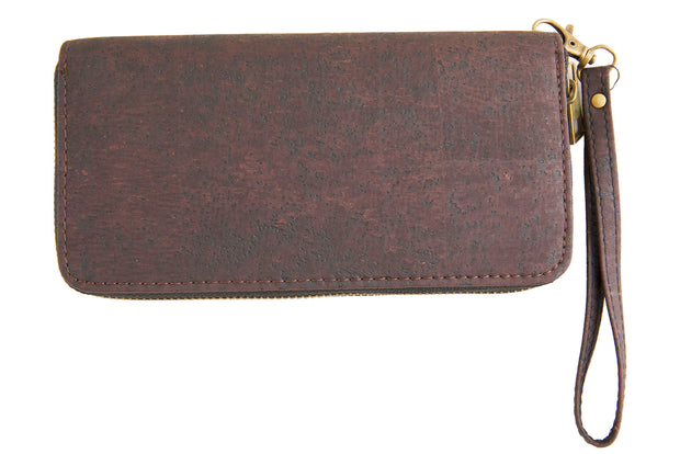 Zip around Wallet made from Cork | Soft and light