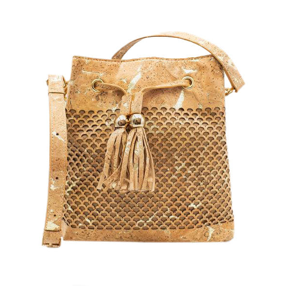 Darmera Natural Cork Bag - FOReT