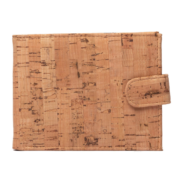 Cork Wood Grains Wallet - FOReT